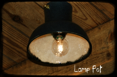 LAMP HOTELKAMER (1 VAN 4)