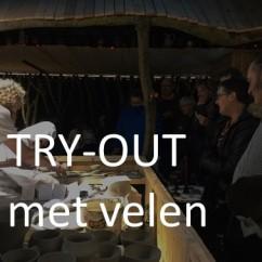 try out met velen
